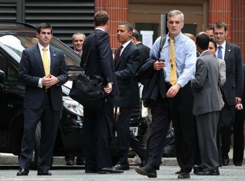 Tổng thống Obama được đội cận vệ 'trang bị tận răng' bảo vệ như thế nào? - anh 2