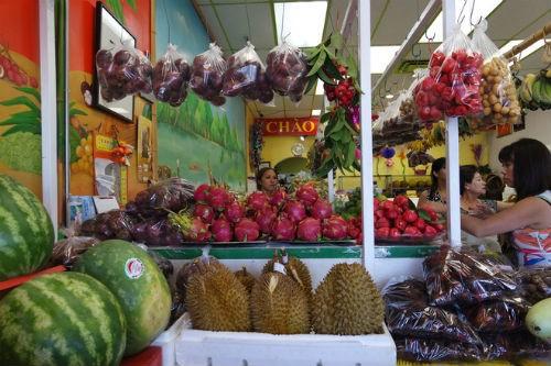 Khu chợ sầm uất của người Việt bên Mỹ - anh 7