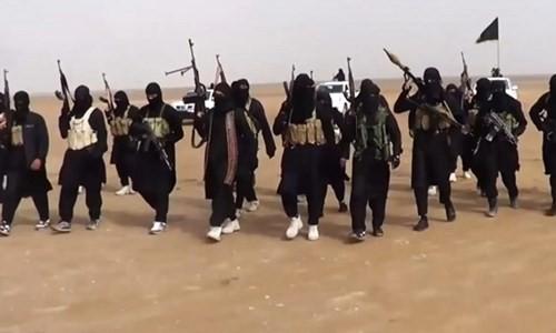 """Quân đội Mỹ trình kế hoạch """"nghiền nát"""" IS ở Syria - anh 1"""
