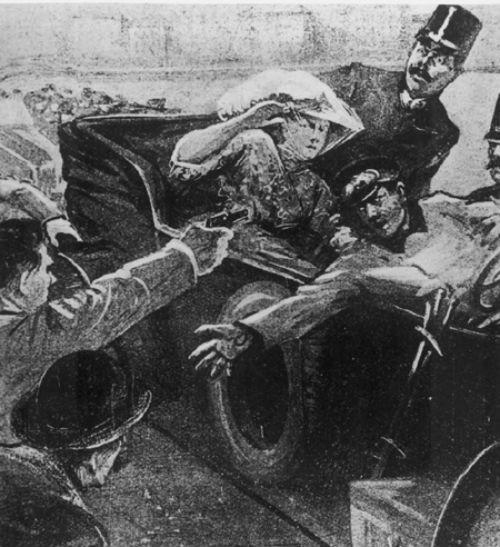 7 vụ ám sát chính trị gây chấn động lịch sử thế giới - anh 4