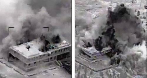 Mỹ sẽ xóa sổ 12 mỏ dầu của IS tại Syria - anh 1