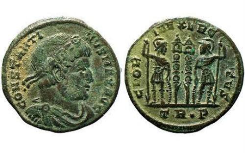 Phát hiện kho báu chứa 22 nghìn đồng xu La Mã cổ - anh 3