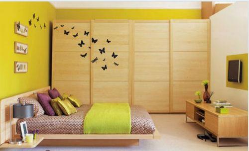 Bí quyết chọn sơn tường phòng ngủ giúp vợ chồng 'yêu' nhiều hơn - anh 3