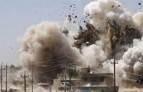 Mỹ đã tiêu hết 1 tỉ USD trong chiến dịch tấn công IS - anh 1