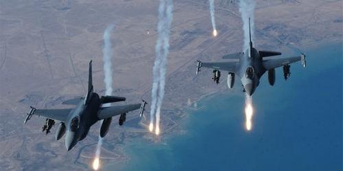 Mỹ đã tiêu hết 1 tỉ USD trong chiến dịch tấn công IS - anh 2