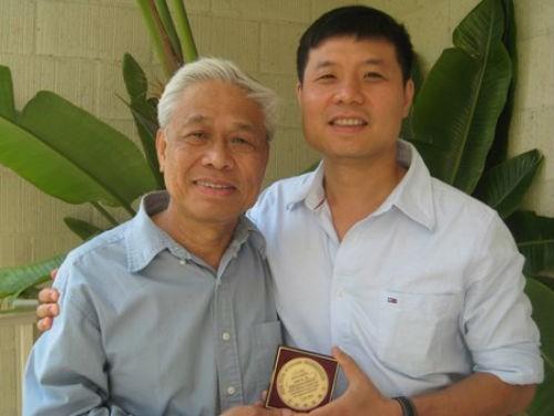 Nỗi niềm của nhà toán học Việt đang giảng dạy đại học ở Mỹ - anh 2