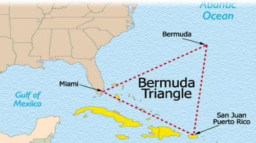 Tam giác quỷ Bermuda, mồ chôn chỉ có trong truyền thuyết - anh 1