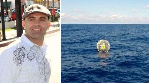 Hành trình điên rồ vượt 1.600km biển bằng bóng bơm hơi tự chế - anh 1