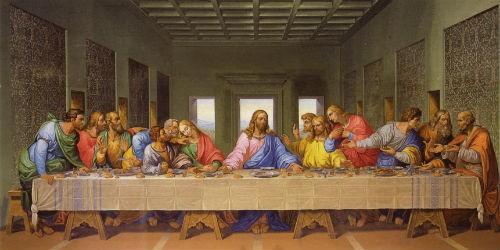 Những kiệt tác hội họa làm đau đầu hậu thế của Leonardo da Vinci - anh 3