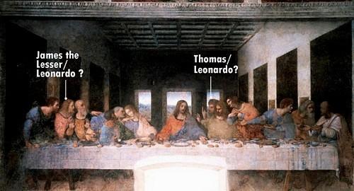 Những kiệt tác hội họa làm đau đầu hậu thế của Leonardo da Vinci - anh 5