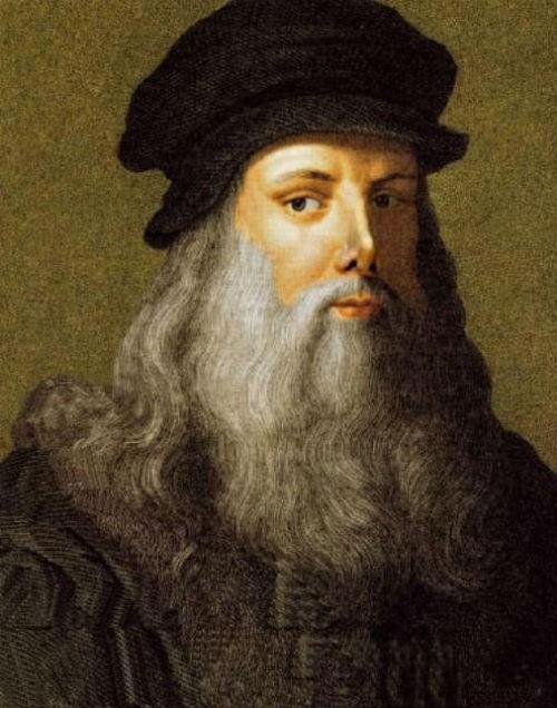 Những kiệt tác hội họa làm đau đầu hậu thế của Leonardo da Vinci - anh 1