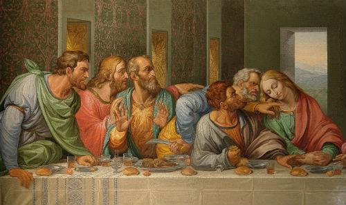 Những kiệt tác hội họa làm đau đầu hậu thế của Leonardo da Vinci - anh 6