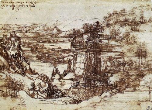 Những kiệt tác hội họa làm đau đầu hậu thế của Leonardo da Vinci - anh 2