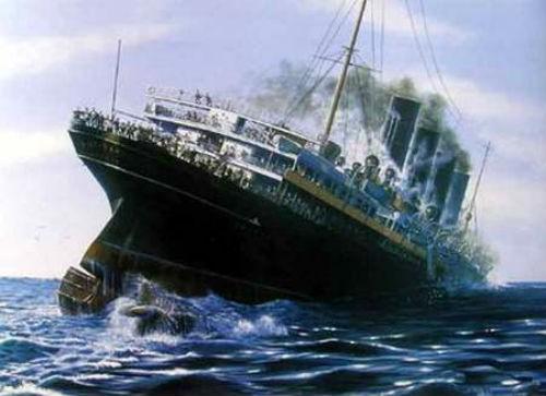 Những thảm họa chìm tàu nhiều người chết nhất lịch sử hàng hải thế giới - anh 3