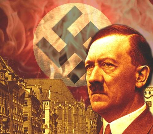Trùm phát xít Hitler và sự thật về xu hướng tình dục bệnh hoạn - anh 1