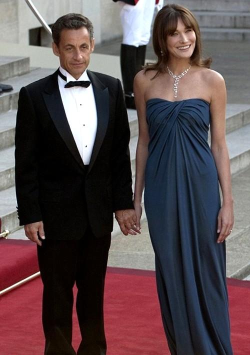 Những 'bóng hồng' tuyệt sắc giai nhân của các tổng thống trên thế giới - anh 10