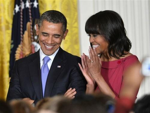 Những 'bóng hồng' tuyệt sắc giai nhân của các tổng thống trên thế giới - anh 1