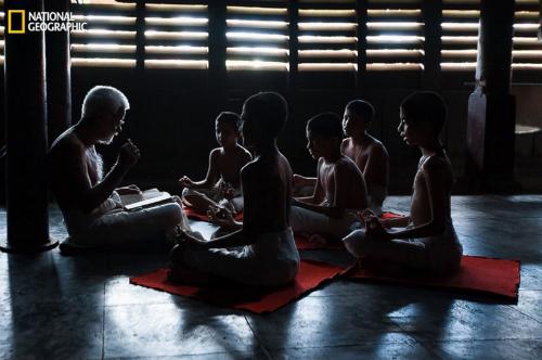 10 bức ảnh 'hớp hồn' của giới nhiếp ảnh gia dự 'Cuộc thi ảnh' National Geographic 2014 - anh 9