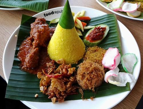 """Ẩm thực Việt """"khoe hương sắc"""" trong ngày Asean Food tại Ai Cập - anh 9"""