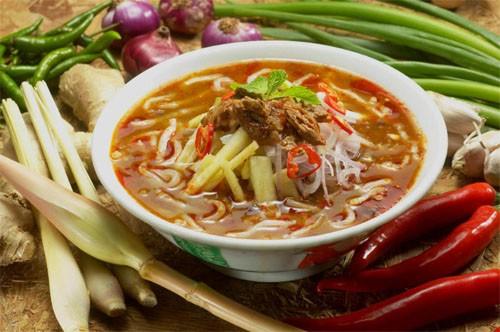 """Ẩm thực Việt """"khoe hương sắc"""" trong ngày Asean Food tại Ai Cập - anh 10"""