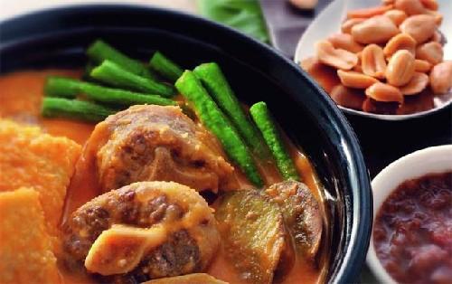 """Ẩm thực Việt """"khoe hương sắc"""" trong ngày Asean Food tại Ai Cập - anh 8"""
