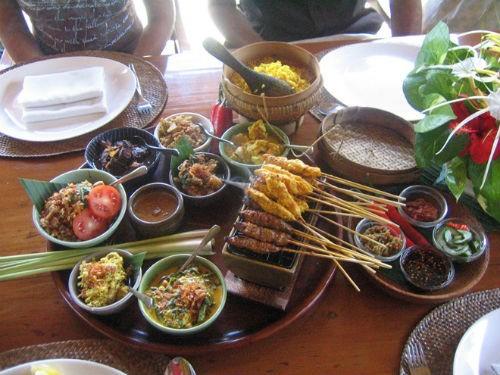 """Ẩm thực Việt """"khoe hương sắc"""" trong ngày Asean Food tại Ai Cập - anh 2"""