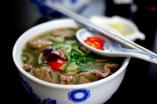 """Ẩm thực Việt """"khoe hương sắc"""" trong ngày Asean Food tại Ai Cập - anh 3"""