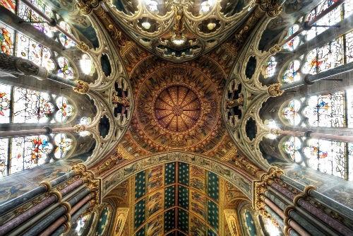Nhũng phong cách kiến trúc đỉnh cao của nhân loại - anh 6