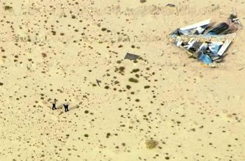 Tàu vũ trụ du lịch Mỹ nổ tung khiến 2 phi công thương vong - anh 2