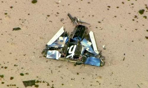 Tàu vũ trụ du lịch Mỹ nổ tung khiến 2 phi công thương vong - anh 3