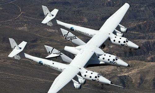Tàu vũ trụ du lịch Mỹ nổ tung khiến 2 phi công thương vong - anh 1