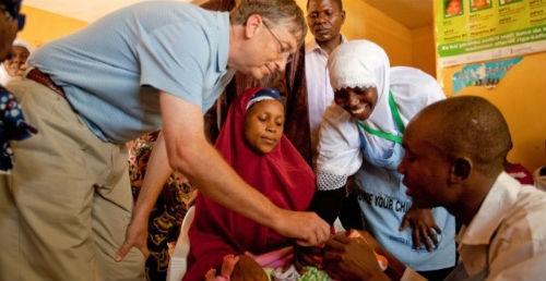Bill Gates và đôi điều về chuyện đời của tỷ phú giản dị nhất thế giới - anh 7