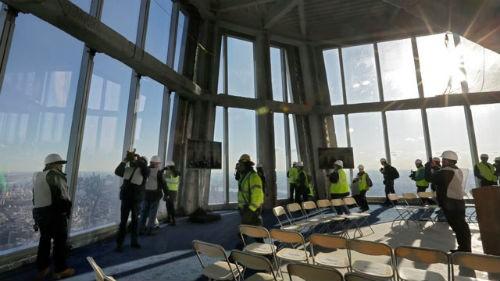 Trung tâm Thương mại Thế giới mới chính thức mở cửa sau vụ 11/9 - anh 3