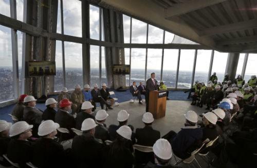 Trung tâm Thương mại Thế giới mới chính thức mở cửa sau vụ 11/9 - anh 6