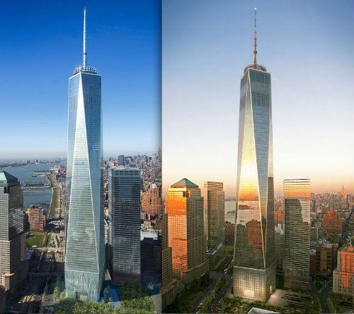 Trung tâm Thương mại Thế giới mới chính thức mở cửa sau vụ 11/9 - anh 9