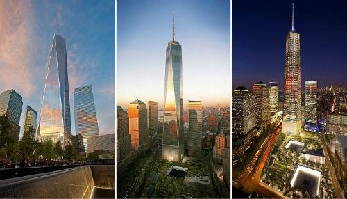 Trung tâm Thương mại Thế giới mới chính thức mở cửa sau vụ 11/9 - anh 1