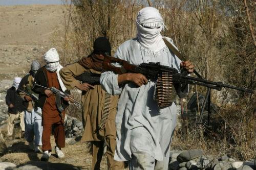 Những tổ chức khủng bố nguy hiểm nhất thế giới (kỳ cuối) - anh 1
