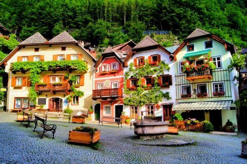 Những ngôi làng hấp dẫn đến mê hoặc nhất trên thế giới - anh 6