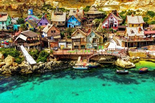 Những ngôi làng hấp dẫn đến mê hoặc nhất trên thế giới - anh 8