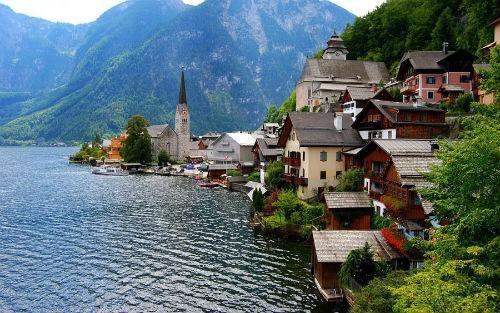 Những ngôi làng hấp dẫn đến mê hoặc nhất trên thế giới - anh 11
