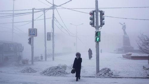 Chùm ảnh: Cuộc sống của người dân ở ngôi làng lạnh nhất thế giới Oymyakon - anh 6