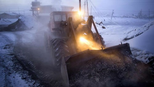 Chùm ảnh: Cuộc sống của người dân ở ngôi làng lạnh nhất thế giới Oymyakon - anh 10