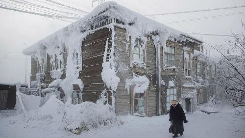Chùm ảnh: Cuộc sống của người dân ở ngôi làng lạnh nhất thế giới Oymyakon - anh 11