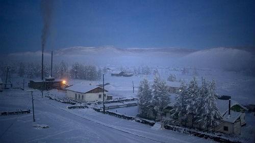 Chùm ảnh: Cuộc sống của người dân ở ngôi làng lạnh nhất thế giới Oymyakon - anh 12