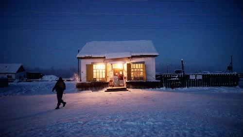 Chùm ảnh: Cuộc sống của người dân ở ngôi làng lạnh nhất thế giới Oymyakon - anh 13