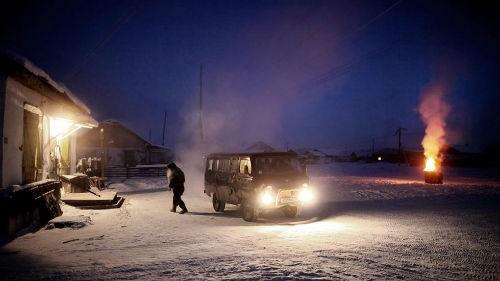 Chùm ảnh: Cuộc sống của người dân ở ngôi làng lạnh nhất thế giới Oymyakon - anh 14
