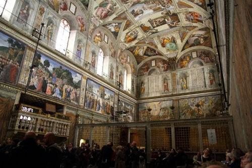 Khám phá nét bí ẩn đầy hấp dẫn của tòa thánh Vatican - anh 15