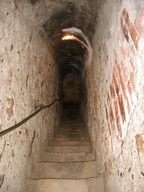 Khám phá bí mật bên trong tòa lâu đài Bá tước Dracula - anh 13