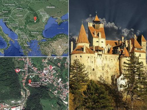 Khám phá bí mật bên trong tòa lâu đài Bá tước Dracula - anh 4