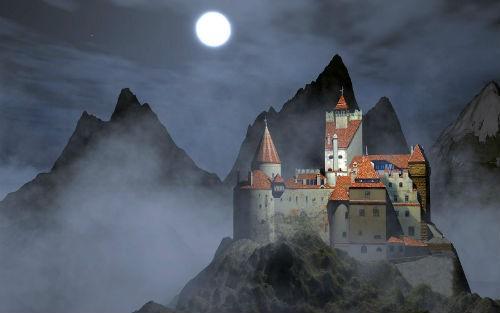 Khám phá bí mật bên trong tòa lâu đài Bá tước Dracula - anh 3